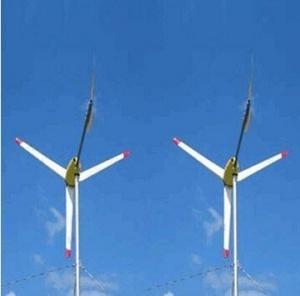 China PMG 3 Pieces 700W Wind Power Turbine, Generators With Automatic Intelligent Control wholesale