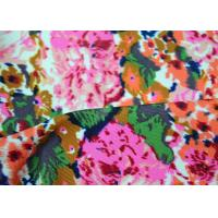China Soft Shrink - Resistant Heat Transfer Fabric Smooth And Stiff Handfeel wholesale