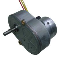 China High Efficiency Variable Speed Dc Reduction Gear Motor For Fax Machines / Scanners on sale