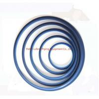 China Flat face silicone exhaust flange gasket on sale