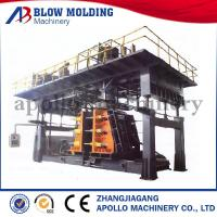 China 3000L Water Bottle Blow Molding Machine Apollo ABLD200 Clamping Force 1200 KN wholesale