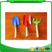 China Nurture Green Thumbs Small Size Colorful Kid's Gardening Tools Kits Rake size A long 15 wide and 7 high 3.6 wholesale