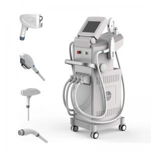 China 4 Handles Ipl Laser Machine US Laser Bars With Preset Treatment Parameters on sale
