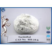 China Weight Loss Oral Turinabol Steroid 99% Pure Raw Powder CAS 855 19 6 wholesale