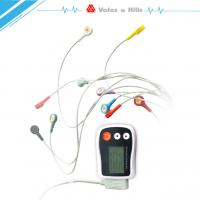 China Clinical Use Holter ECG Machine Electrocardiogram Equipment With CE Approval wholesale