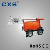 China MH / HPS Portable Trailer Mounted Light Towers With 5.5kw Diesel Generator wholesale