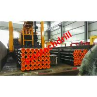 Buy cheap 89mm diameter, 1-9m Length Black High quality  DTH drilling rods from wholesalers