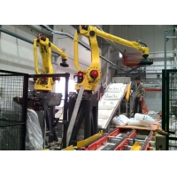 China Pneumatic Conveying SS304 0.1kg Automatic Bag Slitter wholesale