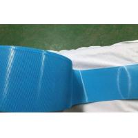 China Blue Heavy Duty Flexible Soft Hook And Loop Self Adhesive For Clothing wholesale