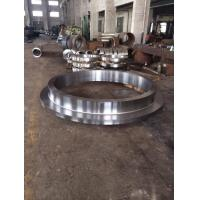 China 304L Stainless Steel Rolled Ring Forging Flange ASTM Standard wholesale