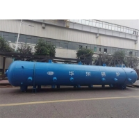 Quality Natural Circulation Power Plant Boiler Steam/Water Drum for Industrial Boiler High Pressure for sale