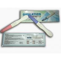 China Easy At Home Ovulation Kit , 99% Accuracy Ovulation Test Sticks CT- LH-03 wholesale