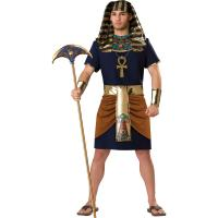2016 costumes wholesale high quality fancy dress carnival sexy costumes for halloween party Pharaoh