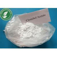 China Anabolic Steroids Powder Clostebol Acetate For Muscle Building CAS 855-19-6 wholesale