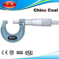 China Mitutoyo Micrometer with the constant pressure device wholesale