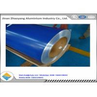 Quality Customized Color Coated Aluminum Coil / Sheet Temper H14 H18 H24 H112 ISO for sale