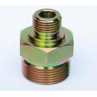 China Zhejiang China manufacturer good quality hydraulic fitting thread male bsp adapter wholesale