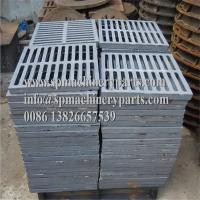 China Cheap Price Construction Hardware Tools Cast Iron Trench Grates and Frames For Channel Systems wholesale