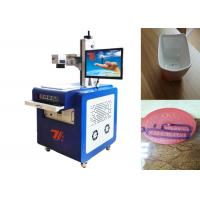 Buy cheap High Speed UV Laser Marking Machine / Laser Etching Machine 3w 5w 7w from wholesalers