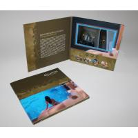 China promotion LCD Sreen Video Wedding Invitations for Gifts , Custom Logo / Video wholesale