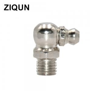 China ZIQUN Hydraulic Grease Fittings SAE & Metric Grease Fitting Grease Gun Perfect for Replacing Missing or Broken Zerk Fitt wholesale