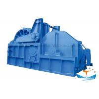 Steel Marine Electric Winch 10t-300T Pull Capacity Customized Drum Size