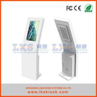 China Thin And small 17 Inch Touch Screen Information Kiosk Anti - vandal 250cd/㎡ wholesale