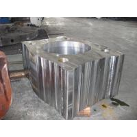 Quality Hydraulic Press Carbon Steel Forgings For Mold Industrial , ASTM or ASME for sale