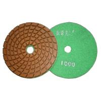 China 3 mm Thick Resin Diamond Ceramic Grinding Disc / Granite Grinding Wheel on sale