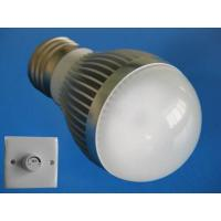 China 3W red, blue, green color Dimmable LED Light Bulb that save energy Lifespan 50,000 hours wholesale
