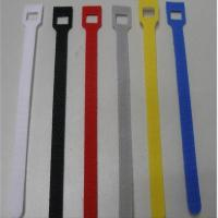 China Heavy Duty Hook And Loop Fastener Straps Colorful Cable Management wholesale