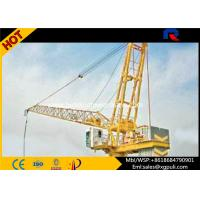 China 50m Light Duty Travelling Tower Crane Boom Length Tip Load 2 Tons wholesale