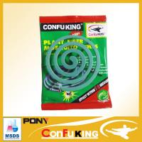 China Top quality small size 120mm clean green paper coil for mosquito on sale