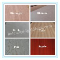 China 15mm Furniture Grade Red Pencil Ceder Commercial Plywood wholesale