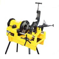 China 1224 1/4-4NPT Electric Pipe Threading Machine for Steel Pipe on sale