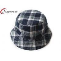 China Classical Fisherman Cap Bucket Hat Allover Ripstop Pattern Printing wholesale