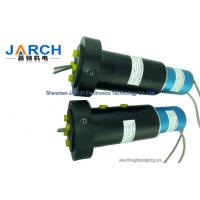 China FCC UL Listed 2A / 15A Hybrid Slip Rings / Rotary Electrical Joint , Max Speed 30RPM wholesale