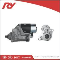 China All Terrain Crane 24V Truck Starter Motor Isuzu High Torque 024000-3040 6HH1 on sale