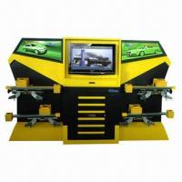 China Wheel Alignment System with Zigbee Communication System, Designed for 4S Shop, Tire Shop, Auto Shop wholesale