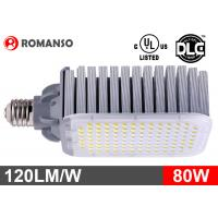 China IP65 9600lm Led Street Light Bulbs , Led Retrofit Kit For 250W Mh Hid Fixtures wholesale