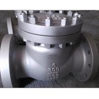 China Flanged Swing Check Valve 150# CF8M Body Bolt & Nut B7/ 2H Metal seated HF wholesale