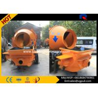 China 37kw Electric Concrete Pump ,  Hydraulic Water Pump For Civil Engineering Construction wholesale