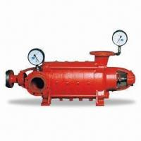 China Fire Pump with 4.3MPa Rated Pressure, Used for Stationary Fire Water Supply wholesale