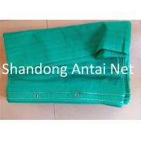 Quality high quality building and gangway green safety net for sale