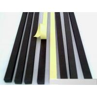 China SGS Shock Absorber Material , Rubber Abrasion Resistant  Flexible EPDM Foam Tape wholesale