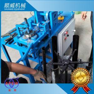 China Automatic Razor Barbed Wire Machine / Barbed Wire Making Machine wholesale