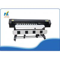 China Wide Format 700w Eco Solvent Printer With Sublimation Ink , One Year Warranty wholesale