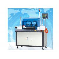 China Different size Smart card die cutting machine One Operator , 1.5kw smart card making equipment on sale