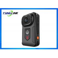Buy cheap Police Wireless Wearable 4G Body Worn Camera 1080P Night Vision Rechargeable from wholesalers