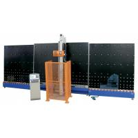 China Automatic Vertical Double Glazing Equipment , Glass Edge Deleting Machine on sale
